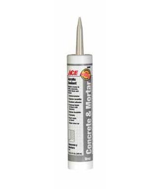 Concrete & Mortar Acrylic Sealer 10 1oz Cartridge