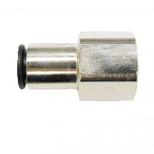 "1/4"" OD Tube x 1/4"" Female NPT Coilock Adapter"
