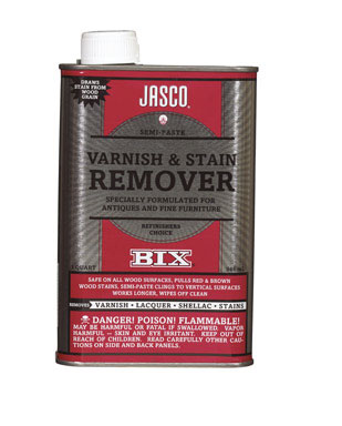 jasco varnish stain remover quart warren pipe and supply