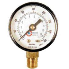 0-300 PSI Air Pressure Gauge.
