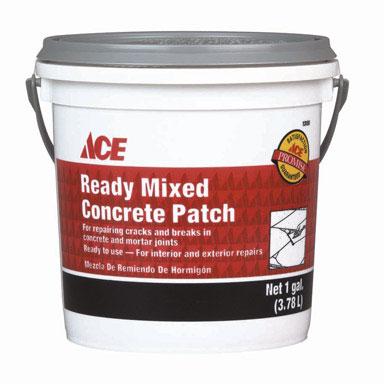Ready Mixed Concrete Patch Gallon Pail