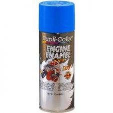 Krylon DE1601 Spray Paint Engine Color Blue 11oz DE1601
