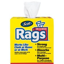 Rags In a Box 200ct