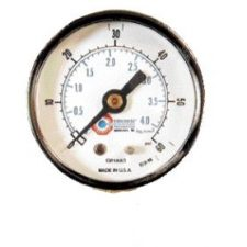 0-300 PSI Air Pressure Gauge.