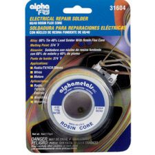 Electrical Repair Solder 4oz