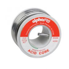 Acid Core Solder 1/2 lb Spool
