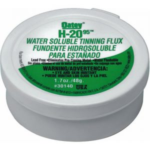 Oatey No.95 Water Soluble Lead Free Tinning Flux 1.7oz