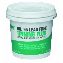 Oatey No.95 Lead Free Tinning Flux 8oz