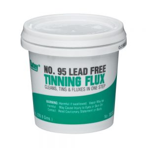 Oatey No.95 Lead Free Tinning Flux 16oz
