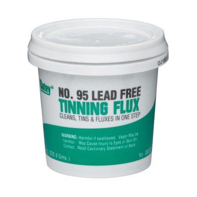 Oatey No.95 Lead Free Tinning Flux 16oz