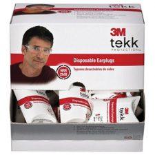 Tekk Self Adjusting Earplugs 29dB Noise Reduction - Orange