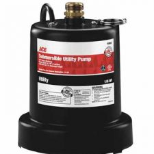 Submersible Utility Pump 1/6HP 115V