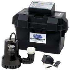 Basement Watchdog Special Back-Up Pump System 3/10HP 12V