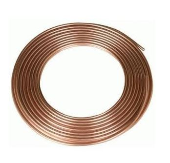 """3/8"""" Copper Refrigeration Tube (Sold by the Foot)"""