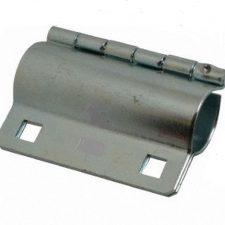 """1-1/4"""" IPS Pipe Hinged Steel Repair Clamp"""