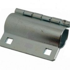"""1-1/2"""" IPS Pipe Hinged Steel Repair Clamp"""
