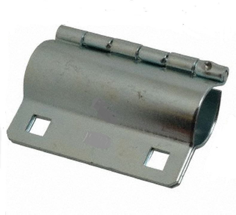 1 1 2 Ips Pipe Hinged Steel Repair Clamp Warren Pipe And Supply