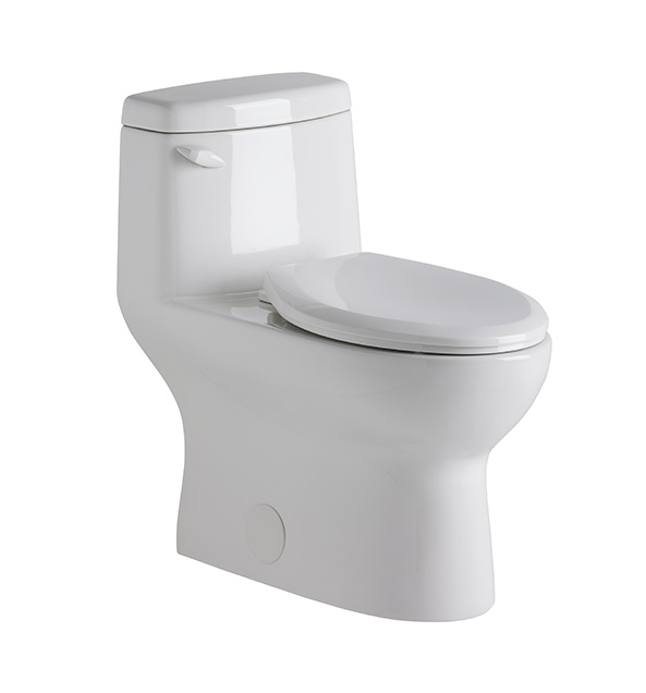 Gerber 1 28gpf Gravity Fed High Efficiency Toilet