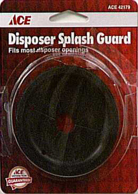 Garbage Disposal Splash Guard