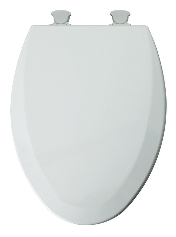 Elongated Wood Toilet Seat Bone Warren Pipe And Supply