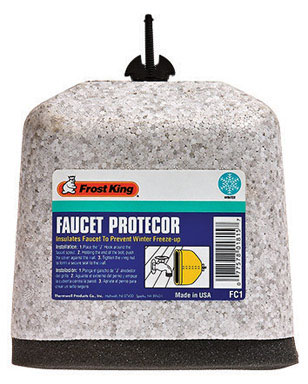Faucet Cover For Cold Weather Warren Pipe And Supply