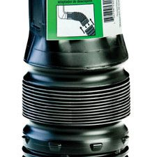 """2"""" x 3"""" Corrugated Flexible Downspout Adapter"""