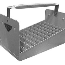 "1"" Steel Nipple Caddy Tray"