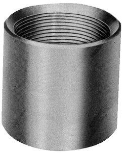 1/4u2033 Galvanized Steel Coupling  sc 1 st  Warren Pipe & 3