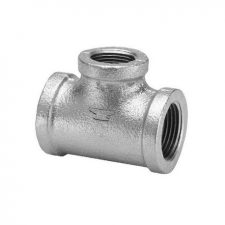 Galvanized Pipe Reducing Tees