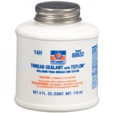 Permatex 80632 #14 Thread Sealant with Teflon 4oz