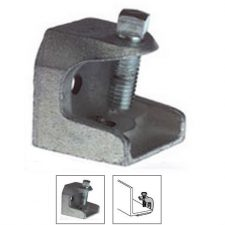 10-24 Beam Clamp Malleable Irom