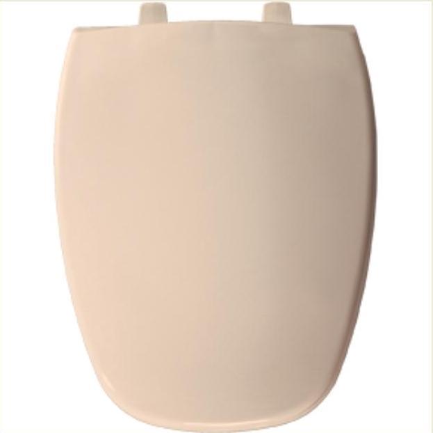 Terrific Bemis Elongated Eljer Plastic Toilet Seat 1240205 036 Natural Creativecarmelina Interior Chair Design Creativecarmelinacom