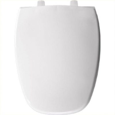 Bemis Elongated Eljer Plastic Toilet Seat 1240205 000 White