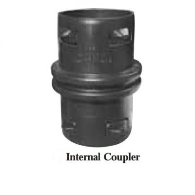 "4"" Corrugated Internal Snap Coupling"