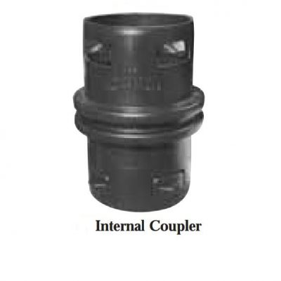 "4"" Corrugated Internal Snap Coupling"