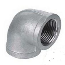 "3/8"" Stainless Steel 90 Degree Elbow"