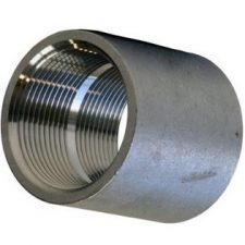 """1/8"""" Stainless Steel Coupling"""