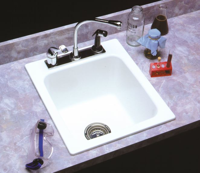 Mustee 11 Utility Sink White Warren Pipe And Supply