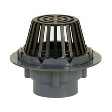 "4"" Roof Drain w/Cast Iron Dome Strainer 867 Series"
