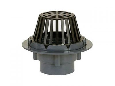 "3"" Roof Drain w/Cast Iron Dome Strainer 867 Series"