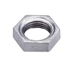 Galvanized Pipe Locknuts
