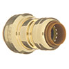 "3/4"" x 1/2"" TecTite Push Connect Reducing Coupling  Lead Free"