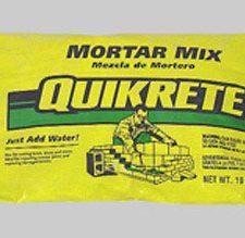 Quikrete Mortar Mix 10lb