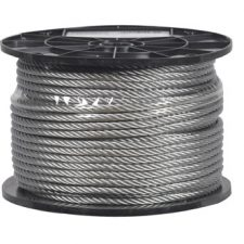 "1/4"" Aircraft Cable 7x19"