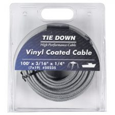 3/16 Vinyl Coated Cable 100FT