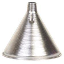 Aluminum Funnel, 6 Ounce