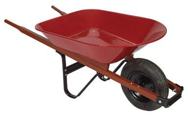 4 Cubic ft. Capacity Wheelbarrow