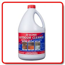 NEW 30 Seconds Outdoor Cleaner Concentrate Gallon (Sprayer #94802450)