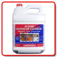 NEW 30 Seconds Outdoor Cleaner Concentrate 2.5 Gallons(Sprayer #94802450)