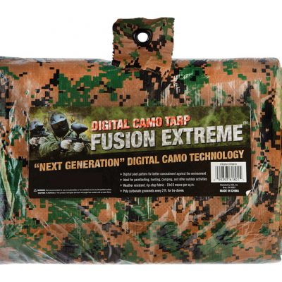 12 X 16 Digital Camo Poly Tarp 5MIL